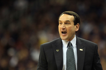Coach K doesn't has the luxury of Irving being under scouted.