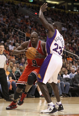 Deng has been irreplaceable for the Bulls this season