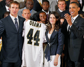 Maybe next year a fantasy football champion can meet the President
