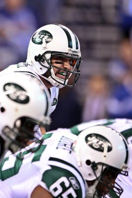 Mark Sanchez and the Jets look to avenge their AFC Championship loss to Indianapolis