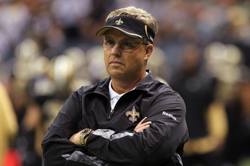 Saints Defensive Coordinator Gregg Williams red-zone defense is fierce.