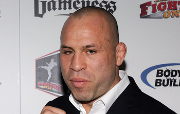 "Wanderlei ""The Axe Murderer"" Silva"