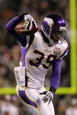 Abdullah was a surprise for the Vikings in 2010