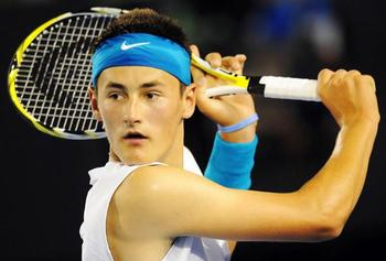 Contrary to popular belief, Tomic is not 12.