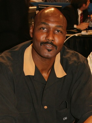 NEW ORLEANS - FEBRUARY 17:  Basketball player Karl Malone attends at the 57th NBA All-Star Game, part of 2008 NBA All-Star Weekend at the New Orleans Arena on February 17, 2008 in New Orleans, Louisiana.  NOTE TO USER: User expressly acknowledges and agre