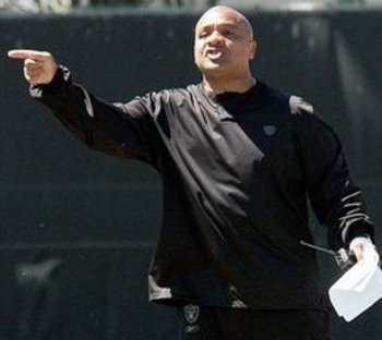 Hue Jackson had a great season as offensive coordinator, but he is not solely responsible for the turn around.