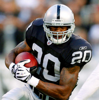 Darren McFadden finally lived up to expectations.