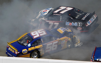 Truex had an up and down season in 2010 but Sonoma was a turning point.