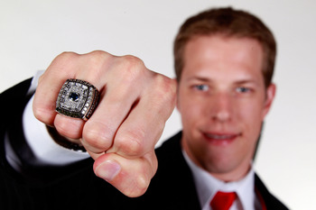 Brad Keselowski won his first NASCAR title last season when he captured the 2010 NASCAR Nationwide title.