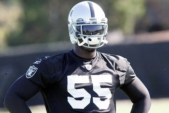 Rolando McClain was a great pick and solidified a much improved defense in Oakland.