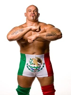 Bad ass latino.