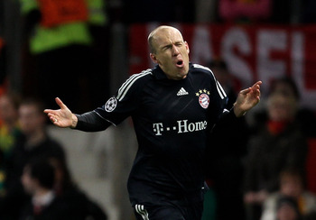 Don't ask Arjen Roben what to expect in 2011...he does not know!