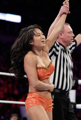 Gail Kim, photo copyright to WWE.com