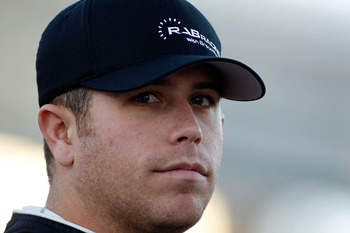 Brian Scott will drive for Joe Gibbs Racing in search of a NASCAR Nationwide title.