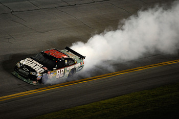 Dale Earnhardt Jr struggled in the Hendrick Motorsports No.88 but changes may help.