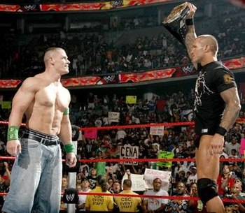 John_cena_randy_orton_wwe_raw_display_image