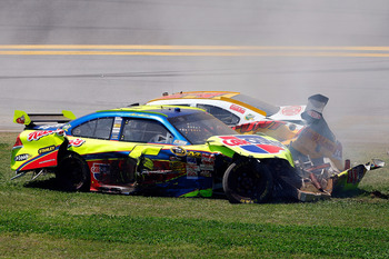 2010 was a year filled with bad luck and missed opportunities for Mark Martin.