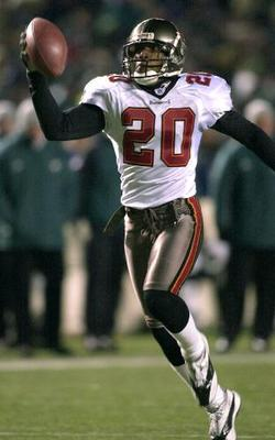 Ronde Barber and the 92 yard interception return that ruined an entire city.