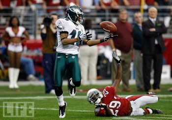 Had the Eagles won this game, DeSean Jackson's 62 yard TD catch would have gone down as one of the greatest plays in Philadelphia sports history.