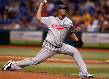 This will be the year that Fausto Carmona becomes the ace of the Indians rotation.