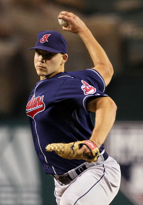 2011 will see Justin Masterson take a huge step forward in his development.