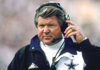 Jimmy Johnson (Coach) Net Worth