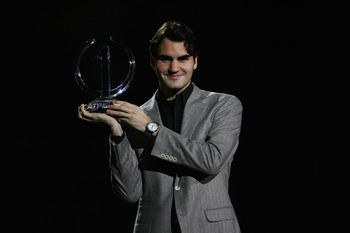 Roger Federer is one week shy of the all time mark for weeks spent at number one.