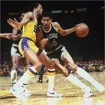 "George ""The Ice Man"" GERVIN"