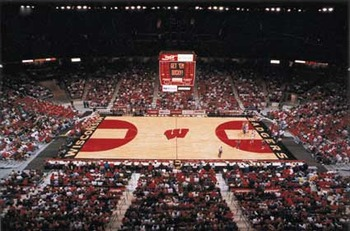 Kohl Center, Home of the Badgers