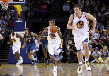 Don Nelson's Warriors running and gunning in 2010