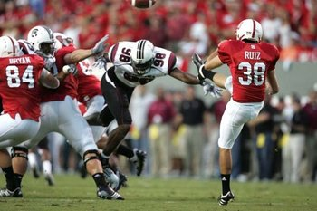 DE Devin Taylor should make a profound impact in his junior season for South Carolina in 2011