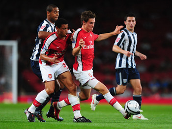 Ramsey and Coquelin have played together before, though not in a long time