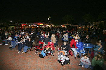 The stagnant economy forces many race fans to forsake attending the races.