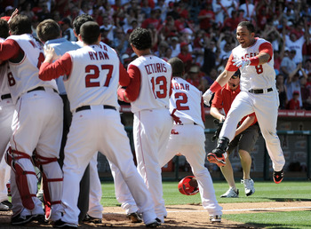 This was the moment that set the Angels back for the rest of 2010.