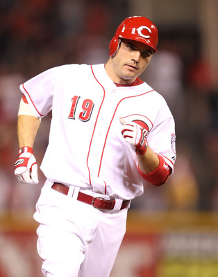 Votto will probably be the best fist baseman of this new decade.