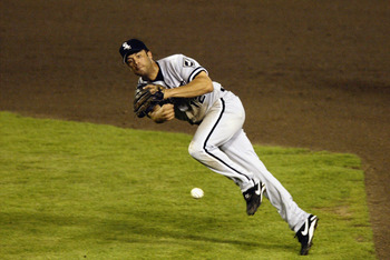 ARLINGTON, TX - AUGUST 17:  Second baseman Roberto Alomar #12 of the Chicago White Sox throws to first to make the out against the Texas Rangers at the Ballpark in Arlington on August 17, 2003 in Arlington, Texas.  The White Sox defeated the Rangers 6-4.