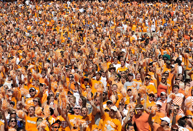 tennessee football power ranking all the coaches in volunteers history bleacher report. Black Bedroom Furniture Sets. Home Design Ideas