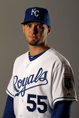SURPRISE, AZ - FEBRUARY 26:  Gil Meche of the Kansas City Royals poses during photo media day at the Royals spring training complex on February 26, 2010 in Surprise, Arizona.  (Photo by Ezra Shaw/Getty Images)