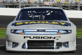 Marcos Ambrose is back in a Ford for the 2011 NASCAR Sprint Cup season.