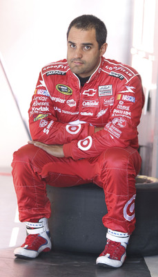 Juan Montoya is eager to get his 2011 season started.