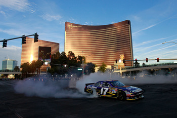 Matt Kenseth may make it back to Las Vegas but a NASCAR SPrint Cup title may be asking much.