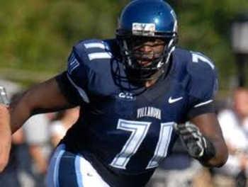 Benjamin Ijalana may be the highest drafted player out of Villanove this year.