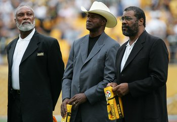 The old steel curtain