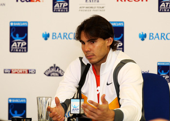 The media is sure to remind Nadal of the importance of winning this title