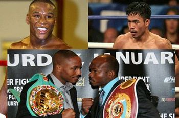 Timothy Bradley Vs Devon Alexander will eclipse Floyd Mayweather Vs. Manny Pacquiao