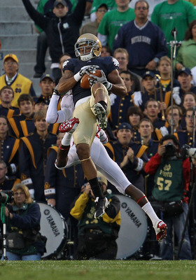 Is Michael Floyd the Best receiving prospect for 2012, most likely