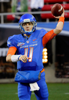 Did Kellen Moore make the right decision choosing Boise Blue, instead of NFL greenbacks?