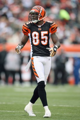Chad Ochocinco is currently changing his last name back to Johnson.