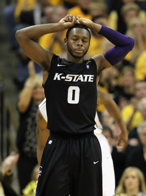 Jacob Pullen sums up the wildcats season with this expression