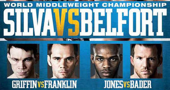 UFC 126: Silva vs. Belfort